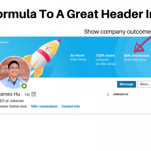 LinkedIn Header Banner Creation