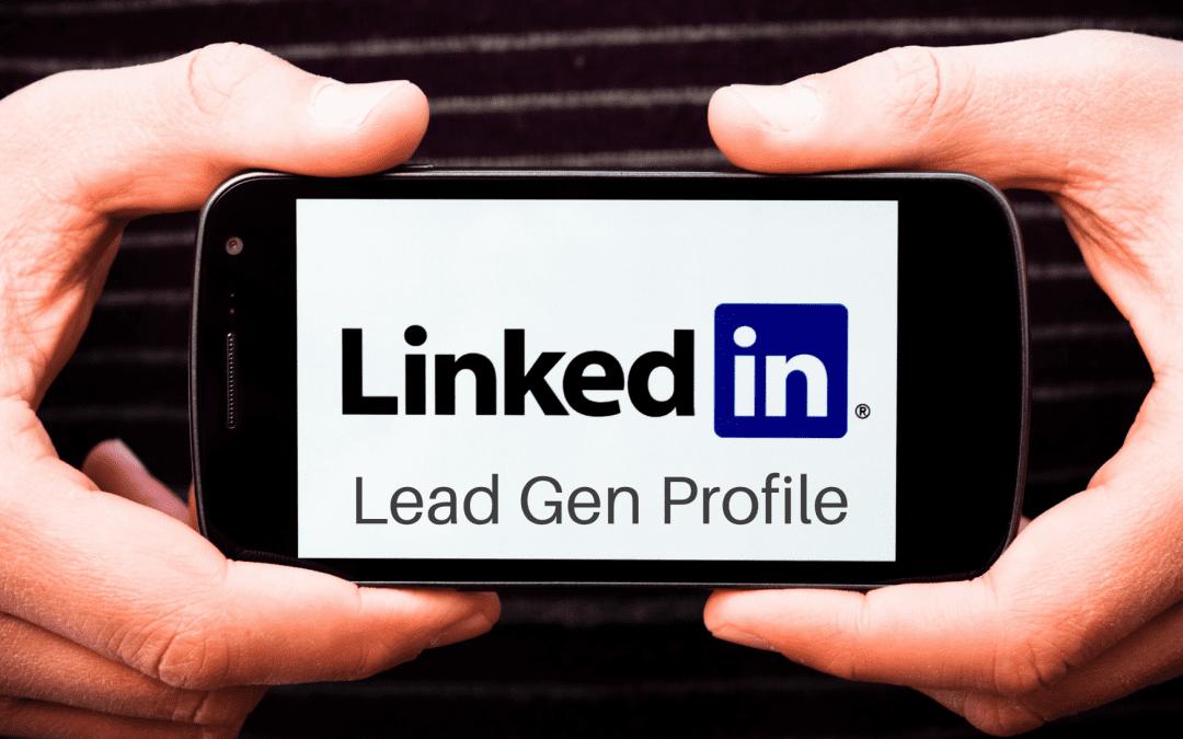 Linkedin Profile Lead Generation